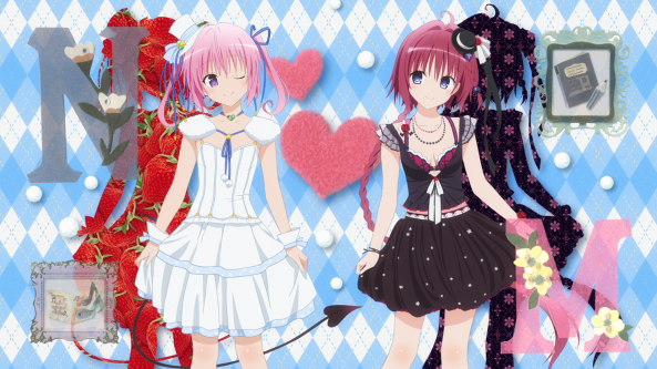 To LOVE-Ru Trouble Darkness 03